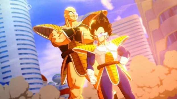 11. Dragon Ball Z: Kakarot