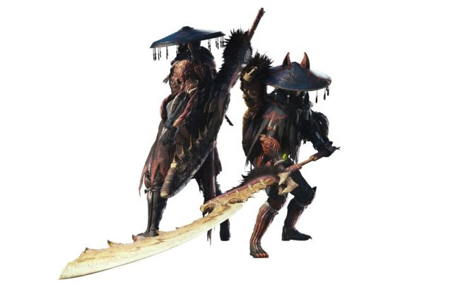 New Monster Hunter: World Iceborne