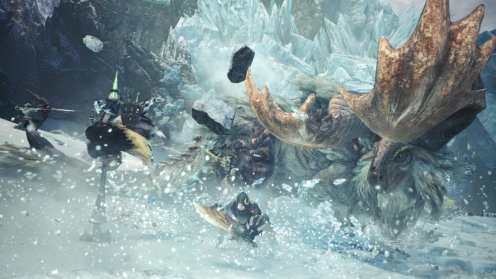 Monster Hunter World Iceborne Beta (3)