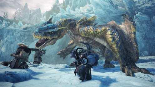 Monster Hunter: World Iceborne Beta