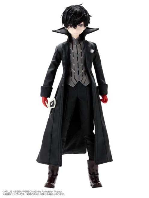 Persona 5 Doll (1)