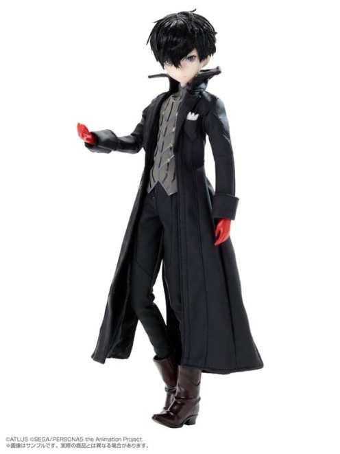 Persona 5 Doll (3)