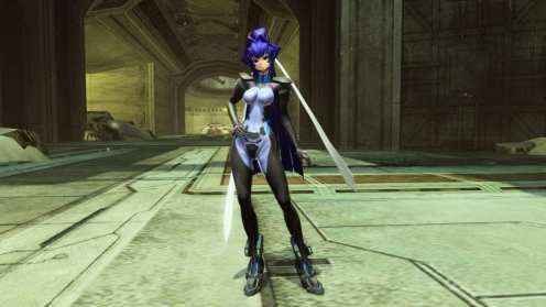 Phantasy Star Online 2 Muv-Luv (15)