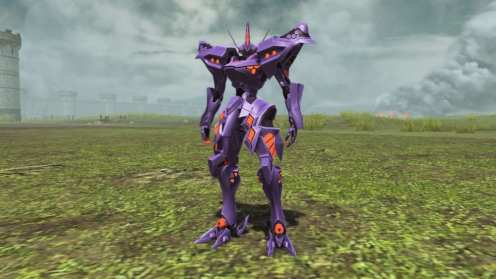 Phantasy Star Online 2 Muv-Luv (4)