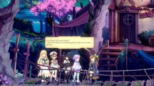 Super Neptunia RPG Gets New Screenshots and Tons of Gameplay