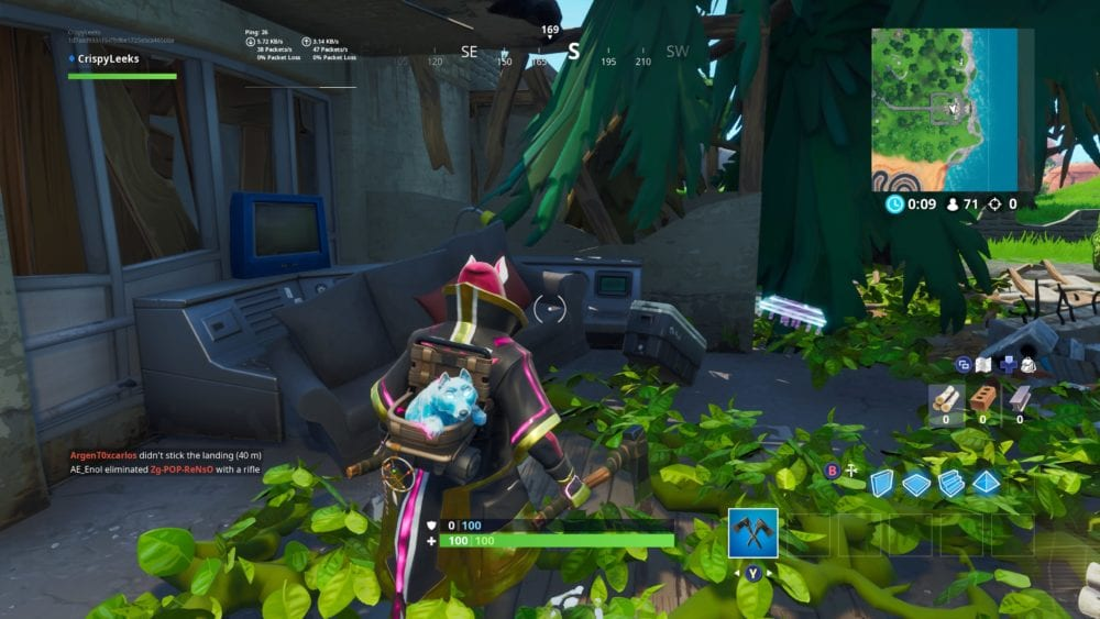fortbyte 62 location