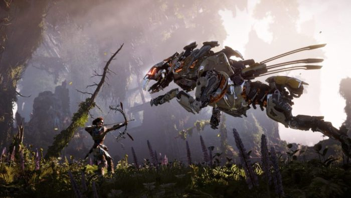 Horizon Zero Dawn,