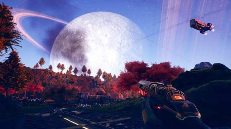 is the outer worlds coming to ps4