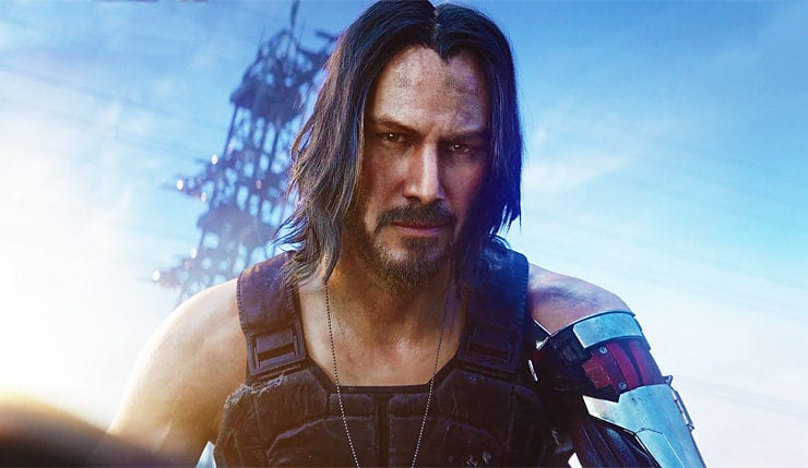 Cyberpunk 2077 Breathtaking Trailer & Video Are All About Johnny Silverhand & Keanu Reeves 1