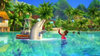 EA Announce New Island Living Expansion For The Sims 4, Releasing