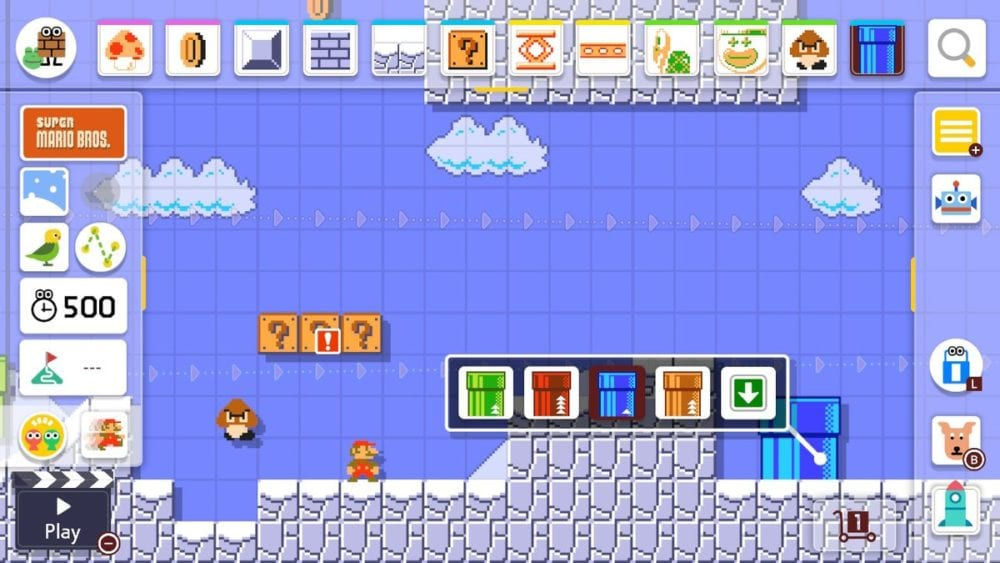 Mario Maker 2: How to Make Secret Rooms