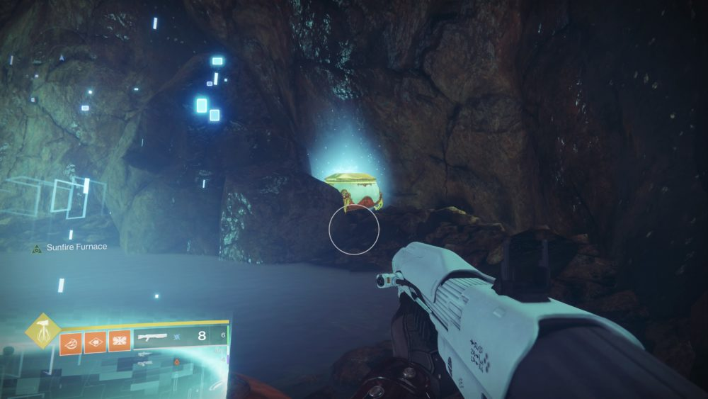 Destiny 2: Where to Find the Well of Flame Treasure