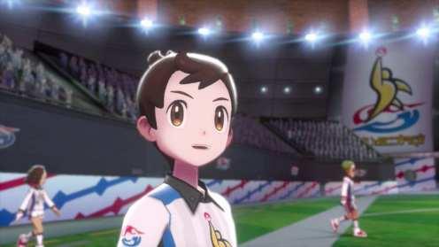 trainer in pokemon sword and shield
