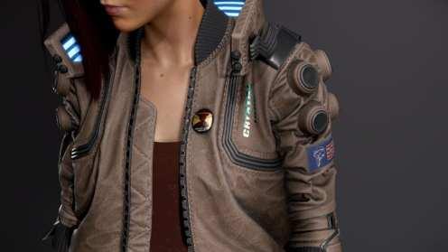 Cyberpunk 2077 Female V (8)
