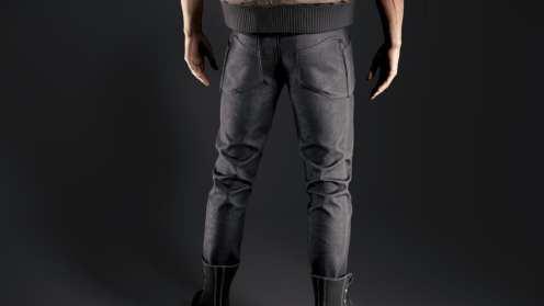Cyberpunk 2077 Male V (11)