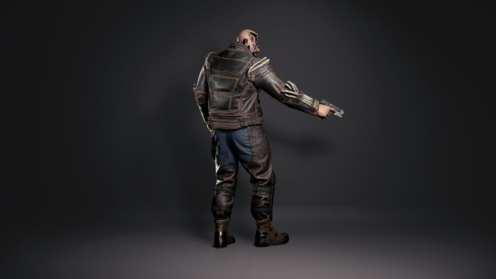 Cyberpunk 2077 Royce (2)