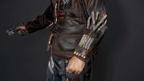 Cyberpunk 2077 Royce (7)
