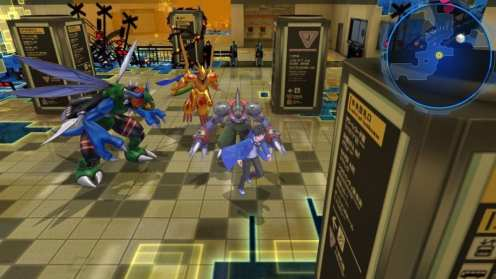 Digimon Story Cyber Sleuth Hackers Memory (4)