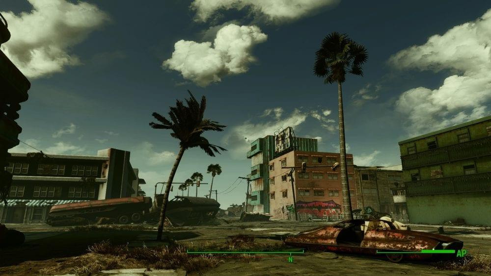Fallout 4 mods Miami sandbox