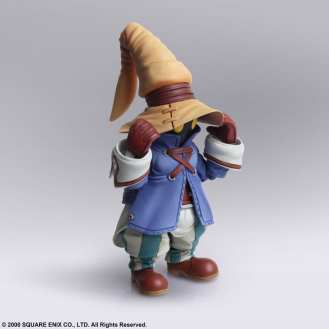 Final Fantasy XI Vivi Adelbert Figures (4)