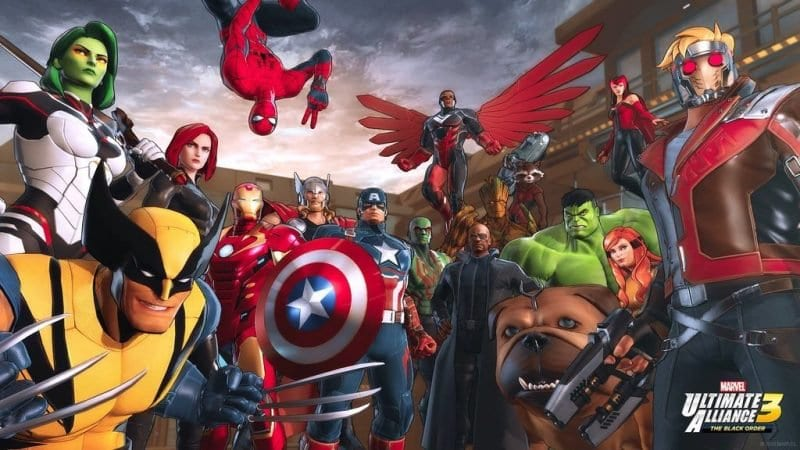 Marvel Ultimate Alliance 3, expansion pass