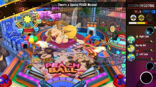 SENRAN KAGURA Peach Ball - PC_Pinball1
