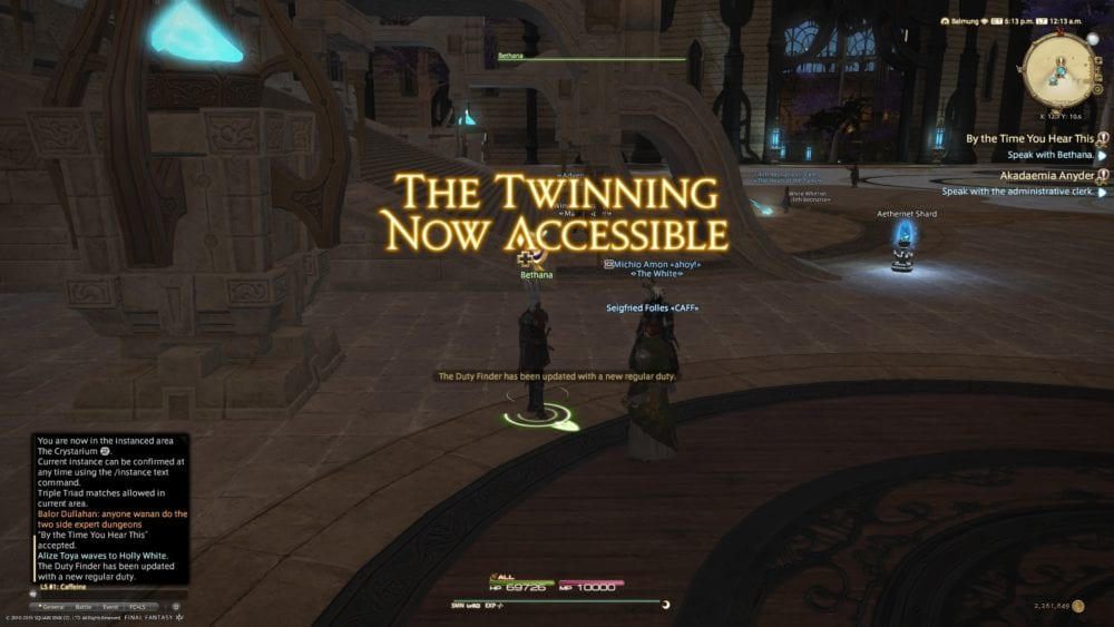 FFXIV Shadowbringers: Where to Unlock Level 80 Dungeons