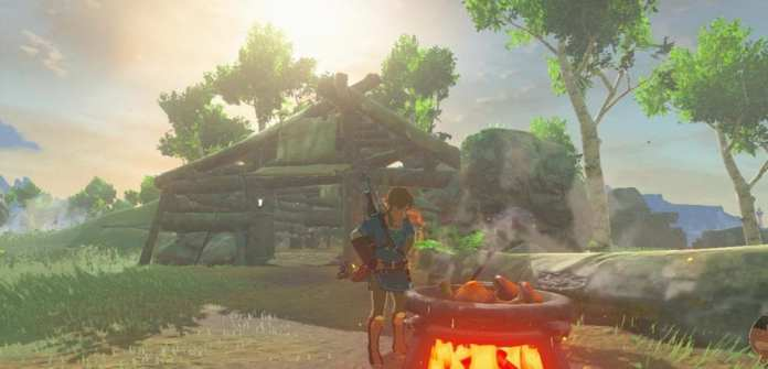The Legend of Zelda: Breath of the Wild, video games