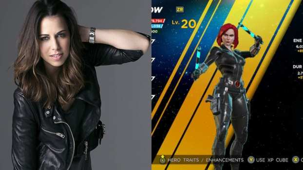 Laura Bailey - Black Widow