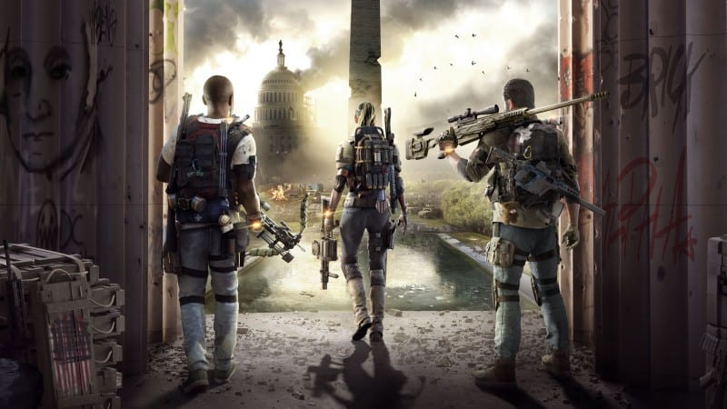division 2, skill haste, epic games store