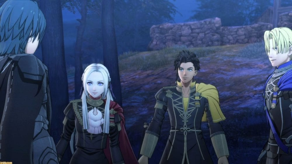 Fire Emblem: Three Houses Is Basically the Harry Potter Game We've Always Wanted