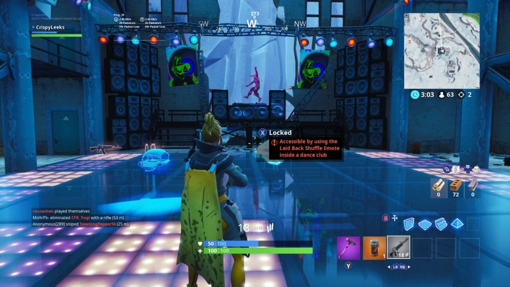 fortnite fortbyte 5 location