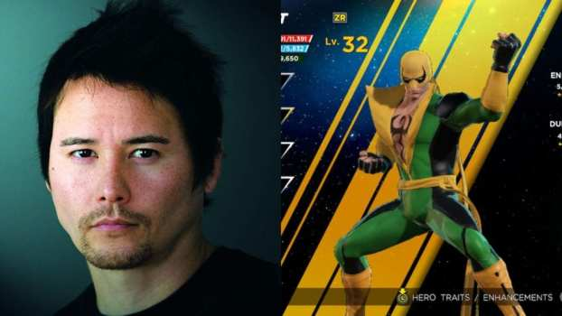 Johnny Yong Bosch - Iron Fist
