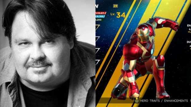 Eric Loomis - Iron Man