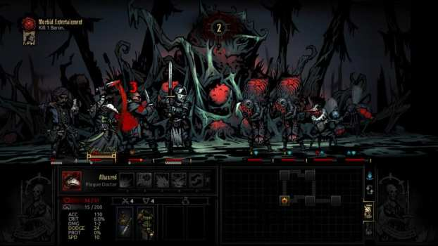 14. Darkest Dungeon