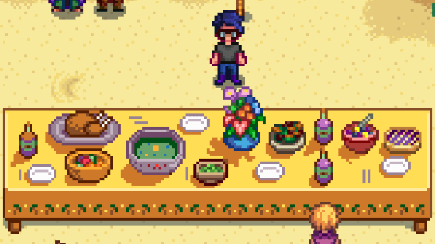 Stardew Valley food