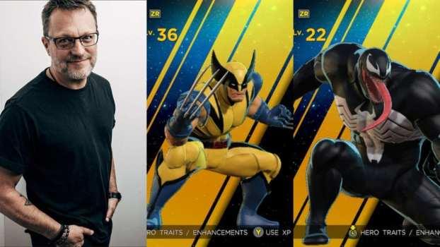 Steve Blum - Venom/Wolverine/Green Goblin/Bullseye
