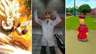 best licensed games