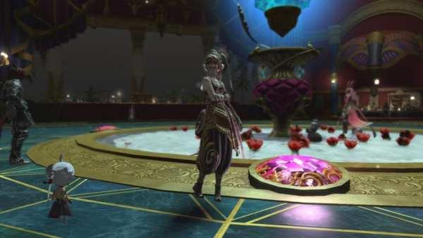 final fantasy xiv, ffxiv, dancer