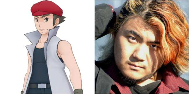 Kaiji Tang - Noland, Hiker, and Pokefan