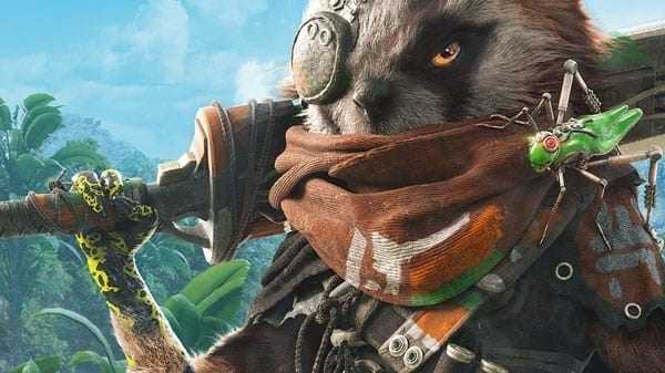 BioMutant, games that went awol 2019