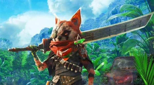 biomutant, gamescom 2019, most impressive games
