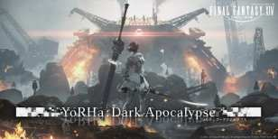 Final Fantasy XIV Yorha Dark Apocalypse