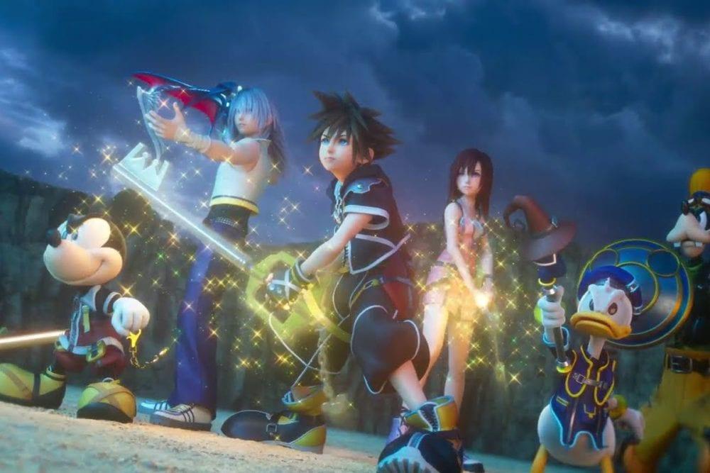 Kingdom Hearts songs