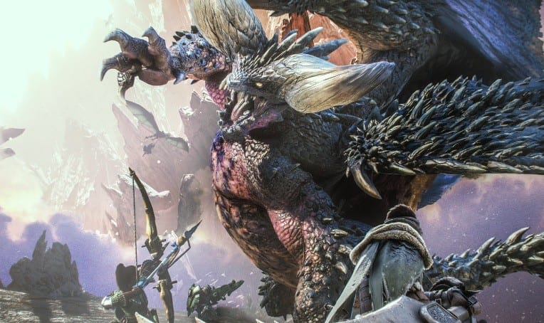 monster hunter world mods of July 2019
