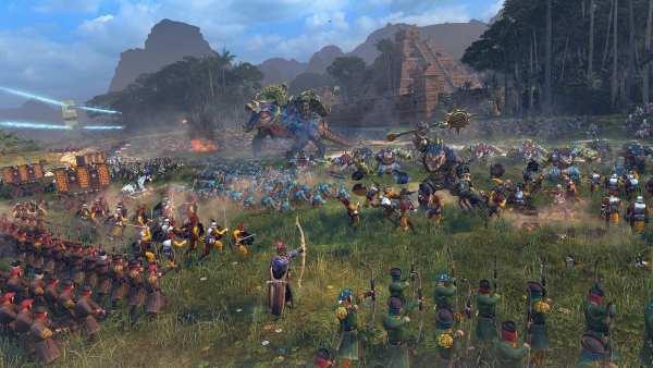 total war, warhammer, the beast, the huntsman, unit