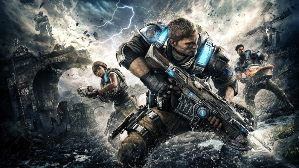 PS Plus, Games with Gold, Gears