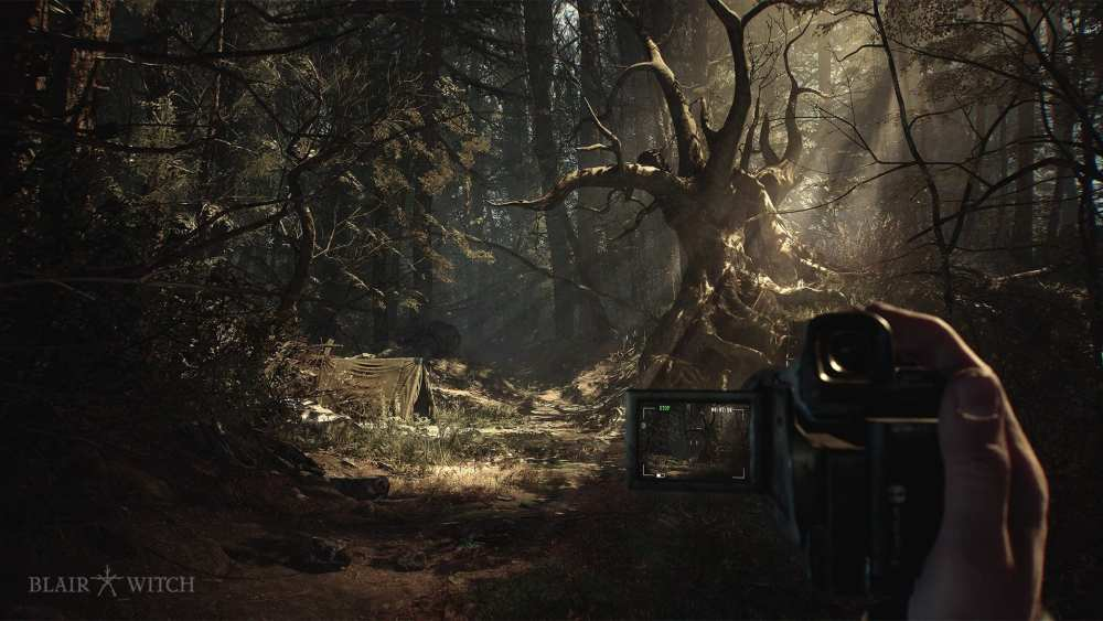 blair witch, best horror games of 2019