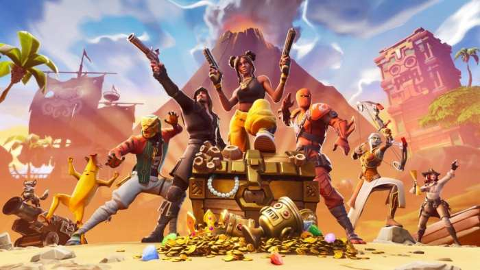 Fortnite, Games That Are Much Better When Played With a Friend