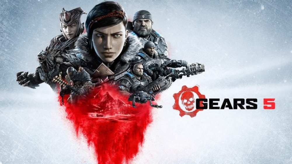 gears 5, new xbox one game releases, september 2019